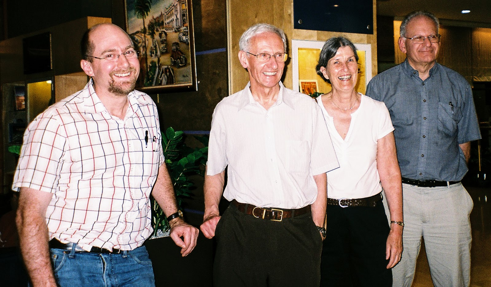 The four authors